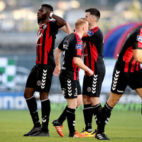 Akinade the star as Bohemians end losing streak with first Dublin derby win of the season
