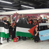 Warm welcome for children from Gaza ahead of football tour around Ireland