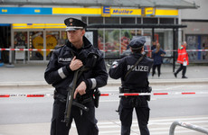 Man who killed one person in Hamburg supermarket was known to authorities as 'Islamist'