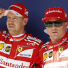 Front-row lock-out for Ferrari in record-breaking qualifying session