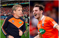 The perfect storm: Kieran McGeeney and Jamie Clarke bringing out the best in one another