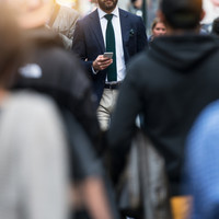 Poll: Do you text while walking?
