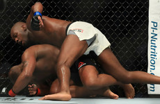 Jon Jones ruins Daniel Cormier after head-kick to reclaim title