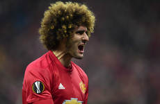 Man United's Marouane Fellaini reportedly edging close to a move