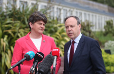 DUP accuses Varadkar of sending 'mixed messages' and 'going backwards'