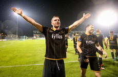 European hero Kilduff leaves Dundalk for new adventure in the United States