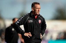 Derry tighten grip on European place with comprehensive defeat of Limerick
