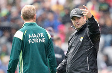Eamonn Fitzmaurice says 'lethargic' Kerry have plenty to work on ahead of semi-final