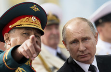 Vladimir Putin says more than 750 US diplomatic staff will have to leave Russia