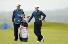 Rory McIlroy parts ways with caddie JP Fitzgerald - reports