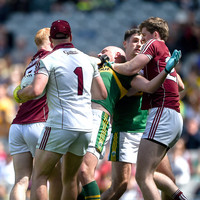 Kieran Donaghy facing anxious wait on possible disciplinary action following Galway incident