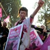 Protests over retirement age hit France