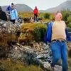 A man nearly creased himself on RTÉ News but made a heroic last minute save