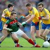 Mayo's narrow attack, Lee Keegan v Enda Smith duel and a case for the numbers in scoring