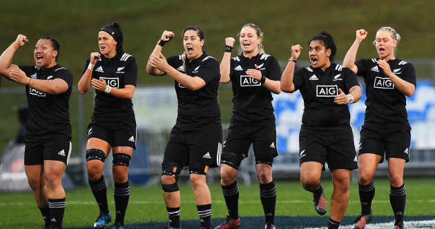'They're the wonder women of our culture': The haka and the second wind it gives the Black Ferns