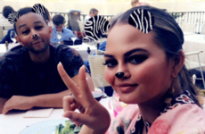 Chrissy Teigen's latest comeback to a Twitter troll is her most inspiring yet