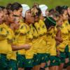 Australia gunning to 'knock off' Ireland in World Cup opener