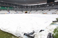 Stade de France pitch inspection planned for 6.15pm