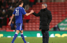 He suffered humiliation at the hands of Mourinho but Nemanja Matic remains devout disciple