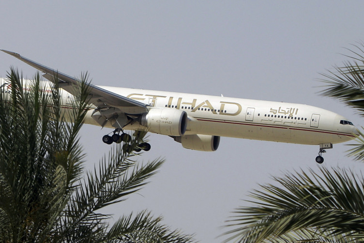 Etihad Airways said it is working with Australian authorities in relation to the alleged plot.