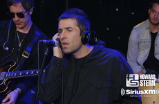 Liam Gallagher attempted to tear U2 to shreds with a tirade on The Howard Stern Show