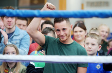 Ryan Burnett to fight former gym-mate in first ever world title unification on Irish soil