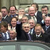 Halve the size of the Dáil, says Bertie Ahern
