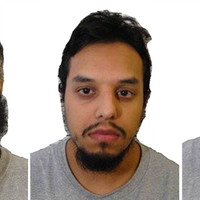 'Three Musketeers' convicted of bomb plot against British forces in part-secret trial