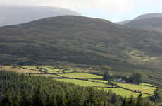 Teen army cadets caught up in bad weather rescued off the Mourne Mountains