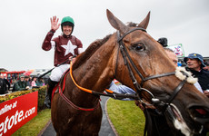 Balko Des Flos cruises home to hand Russell and de Bromhead Galway Plate