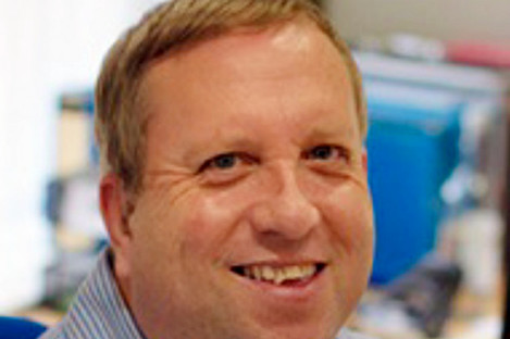 Oxford University employee Andrew Warren