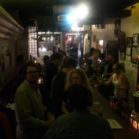 There was a brilliant 'pop up Gaeltacht' held in a New York pub last night