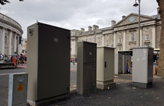 The new Luas has created a 'mini-Stonehenge' of electrical boxes and people are taking the piss