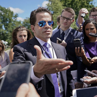 'We will eliminate the bad eggs': Document reveals Scaramucci had big plans before spectacular firing