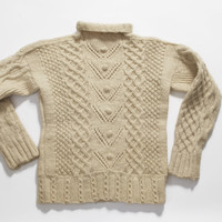 'Iconic Aran jumper' to go on display at New York Museum of Modern Art