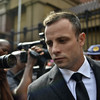 Oscar Pistorius brought to hospital complaining of 'chest pains'