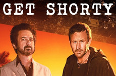 Chris O'Dowd is starring in a US TV remake of Get Shorty and it starts next week