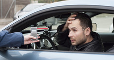 Drivers caught for minor road offences will now face a drink driving breath test