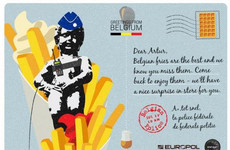 Tongue-in-cheek postcards launched in bid to track down Europe's most-wanted criminals