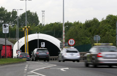 Speed cameras in Port Tunnel catching 250 drivers on a monthly basis