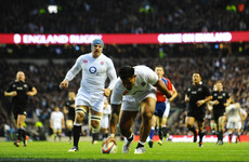 Eddie Jones: Manu Tuilagi 'can demolish the All Blacks'