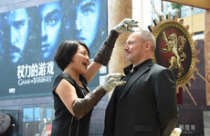 14 million Chinese to see Game of Thrones promotion for Northern Ireland