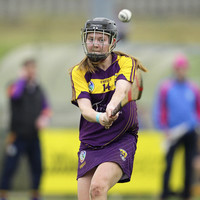 Chloe Foxe in vanguard of Wexford camogie's next generation