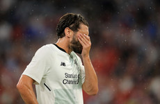 Liverpool suffer blow as Lallana's ruled out for two months
