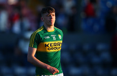 Star forward David Clifford hits nine points as Kerry minors seal All-Ireland semi-final spot