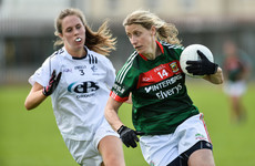 Just the 1-11 for Cora Staunton as Mayo ease past Kildare