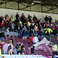 Burnley's pre-season friendly with Hannover abandoned due to crowd trouble