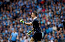 Cluxton breaks appearances record as Rock's 1-7 helps Dublin past Monaghan