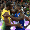 No fairytale ending for Bolt as Justin Gatlin storms to 100m gold in London