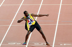 How Twitter reacted to Usain Bolt losing his last ever race